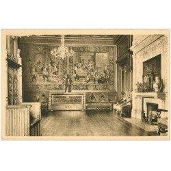 carte postale ancienne 64 PAU. Chambre du Souvenir Château Henri IV