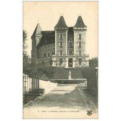 carte postale ancienne 64 PAU. Château Entrée Ouest