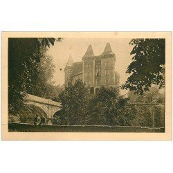 carte postale ancienne 64 PAU. Château. 1937