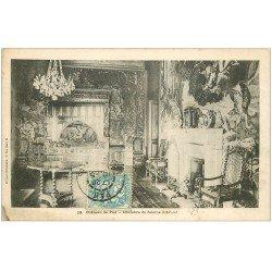 carte postale ancienne 64 PAU. Le Château Chambre Albret 1904