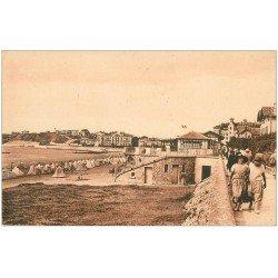 carte postale ancienne 64 SAINT-JEAN-DE-LUZ. La Pergola