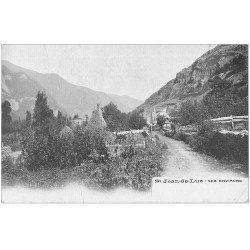 carte postale ancienne 64 SAINT-JEAN-DE-LUZ. Ses environs