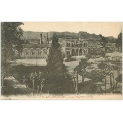 carte postale ancienne 64 SALIES-DE-BEARN. Etablissement Thermal