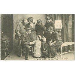 carte postale ancienne 64 SALIES-DE-BEARN. Les Nains Bearnais. Lilliputiens