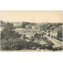 carte postale ancienne 64 SALIES-DE-BEARN. Vue génértale n°61
