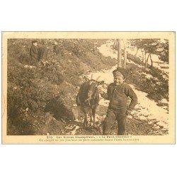 carte postale ancienne 48 LE PETIT CHEVRIER 1935. Timbre absent