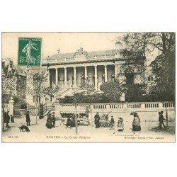 carte postale ancienne 49 ANGERS. Le Cercle Militaire