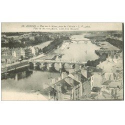 carte postale ancienne 49 ANGERS. Le Maine