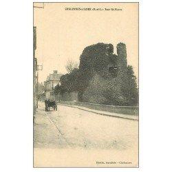 carte postale ancienne 49 CHALONNES-SUR-LOIRE. Tour Saint-Pierre