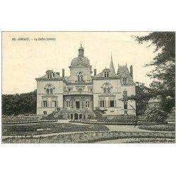 carte postale ancienne 49 CHOLET. Le Chêne Landry 1913