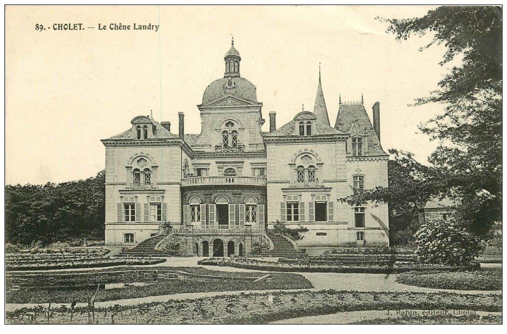 49 cholet le ch ne landry 1913. Black Bedroom Furniture Sets. Home Design Ideas