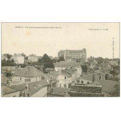 carte postale ancienne 49 CHOLET. Quartier Saint-Pierre