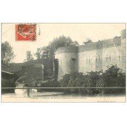carte postale ancienne 59 CAMBRAI. Château de Selles 1908