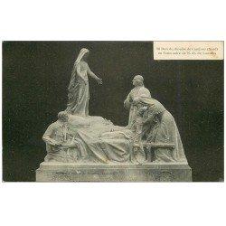 carte postale ancienne 59 CAMBRAI. Don du Diocèse de Cambrai pour Lourdes