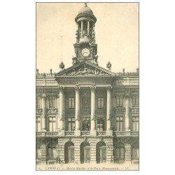 carte postale ancienne 59 CAMBRAI. Martin Martine et Porte Monumentale 1904