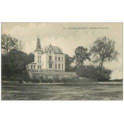 carte postale ancienne 59 CHATEAU DE GUEULZIN près Douai