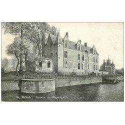 carte postale ancienne 59 DOUAI. Ruines de Wagnonville