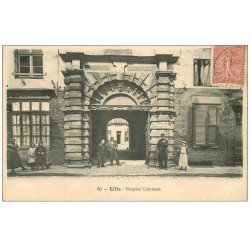 carte postale ancienne 59 LILLE. Hospice Comtesse 1905