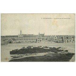 carte postale ancienne 59 ZUYDCOOTE. Sanatorium 1915