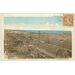 carte postale ancienne 59 ZUYDCOOTE. Sanatorium 1919