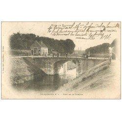 carte postale ancienne Superbe Lot de 10 Cpa DUNKERQUE 59. Pont Cunette, Phare, Villa, Islandais Port, Place Mink, etc...