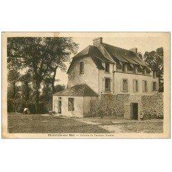 carte postale ancienne 50 BLAINVILLE-SUR-MER. Colonie de Vacances Varatat 1931