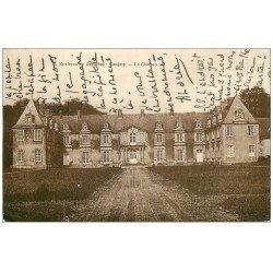 carte postale ancienne 50 COIGNY. Le Château