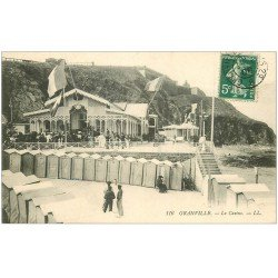 carte postale ancienne 50 GRANVILLE. Le Casino 1908