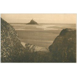 carte postale ancienne 50 LE MONT SAINT-MICHEL 28