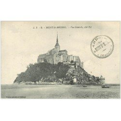 carte postale ancienne 50 LE MONT SAINT-MICHEL 9