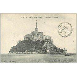 carte postale ancienne 50 LE MONT SAINT-MICHEL 9
