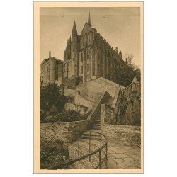 carte postale ancienne 50 LE MONT SAINT-MICHEL. Tour 29