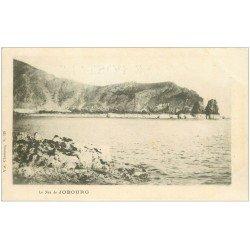 carte postale ancienne 50 LE NEZ DE JOBOURG.