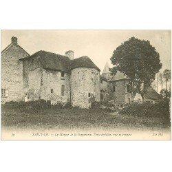 carte postale ancienne 50 SAINT-LO. Porte Manoir Seigneurie
