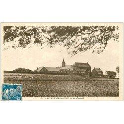 carte postale ancienne 50 SAINT-PAIR-SUR-MER. Le Carmel 1948