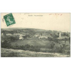 carte postale ancienne 52 GILLEY. 1908
