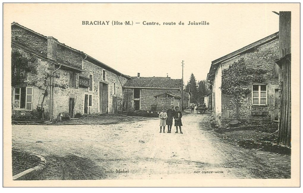 52 brachay centre route de joinville for Joinville 52