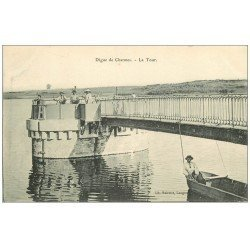 carte postale ancienne 52 DIGUE DE CHARMES. La Tour