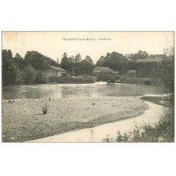 carte postale ancienne 52 ECLARON. Le Moulin 1930