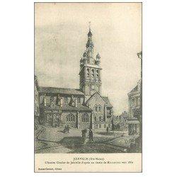 carte postale ancienne 52 JOINVILLE. Clocher vers 1860
