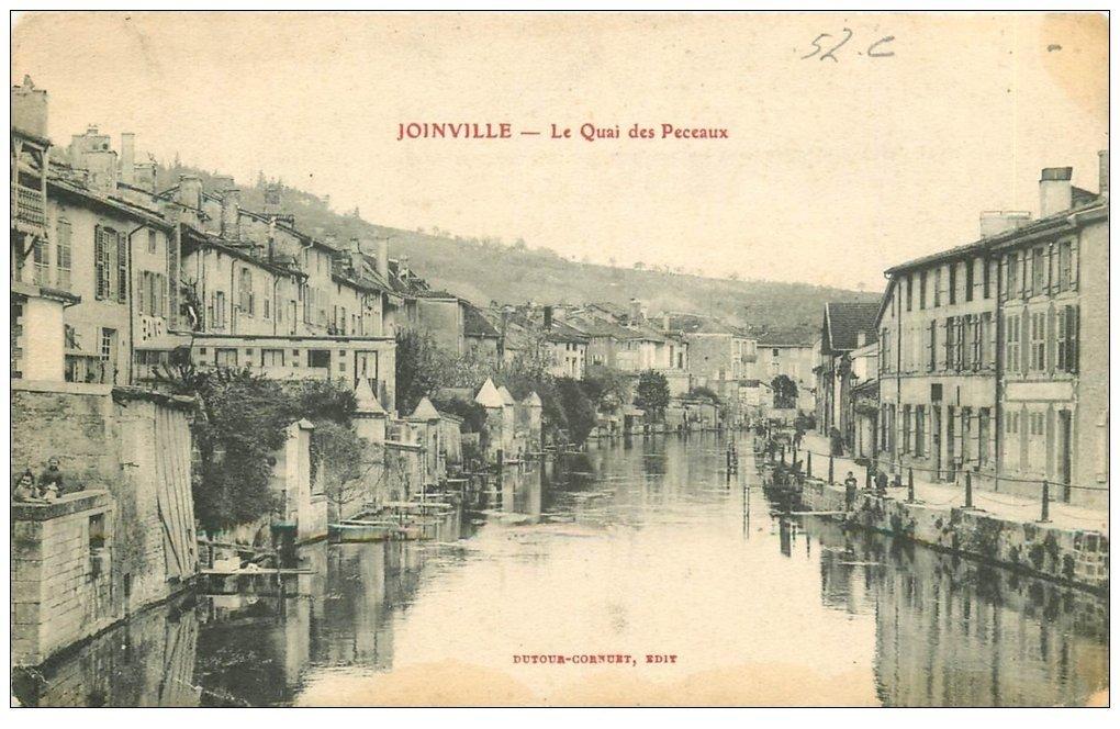 52 joinville quai des peceaux 1906 for Joinville 52