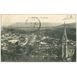 carte postale ancienne 52 JOINVILLE. Vue générale 1916