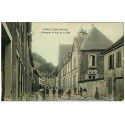 carte postale ancienne 52 JOINVILLE-SUR-MARNE. Hospice rue de la Pitié