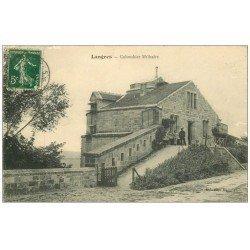 carte postale ancienne 52 LANGRES. Colombier Militaire 1914