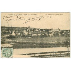 carte postale ancienne 52 LUZY 1906