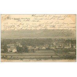 carte postale ancienne 52 MARANVILLE 1905