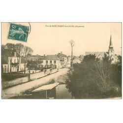 carte postale ancienne 53 BONCHAMPS-LES-LAVAL 1912