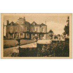 carte postale ancienne 53 LAVAL. Jardin de la Perrine envoyée qu'en 1976