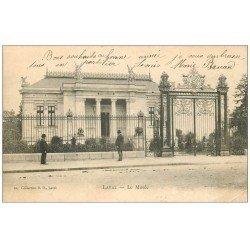 carte postale ancienne 53 LAVAL. Le Musée 1904