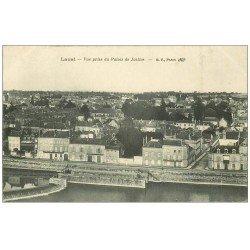 carte postale ancienne 53 LAVAL. Vue du Palais de Justice